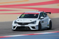 Jordi Oriola, Target Competition, Opel Astra TCR