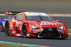 #38 Team Zent Cerumo Lexus RC F: Yuji Tachikawa, Hiroaki Ishiura