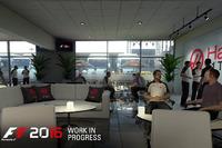 L'hospitalité Haas F1 Team dans F1 2016