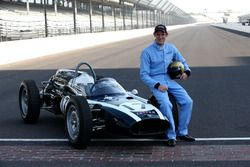 Matt Brabham, Team Murray Chevrolet with the 1961 Cooper-Climax T54 of his grandfather, Sir Jack Brabham
