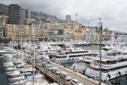 Яхти в мальовничій гавані Монако