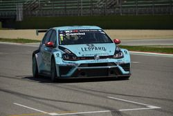 Stefano Comini, VW Golf GTI TCR, Leopard Racing