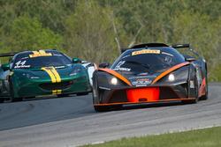 #44 VSA Motorsports Lotus GT4: Kevin Marshall
