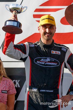 Podyum: 3. Fabian Coulthard, Team Penske Ford