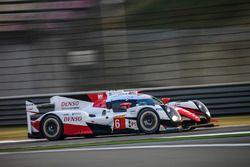 #6 Toyota Racing, Toyota TS050 Hybrid: Stephane Sarrazin, Mike Conway, Kamui Kobayashi