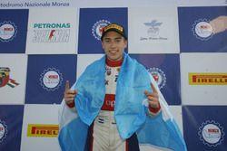 Champion 2016 Marcos Siebert, Jenzer Motorsport