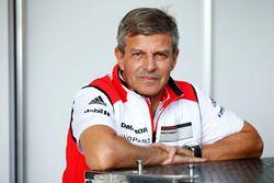 Fritz Enzinger, LMP1-Projektleiter bei Porsche
