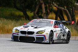 #25 BMW Team RLL BMW M6 GTLM: Bill Auberlen, Dirk Werner