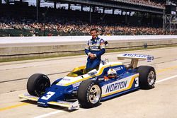 Bobby Unser, Penske Racing, Penske-Cosworth