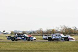 Martin Basso driving Martin Serrano, Coiro Dole Racing Dodge, Nazareno Lopez y Esteban Gini, Nero53