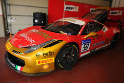 #50 Ineco - MP Racing Ferrari 458: David Gostner