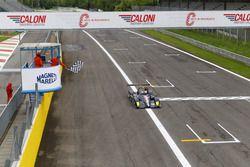 Il vincitore di Gara 2 Davide Uboldi, Ligier JS Evo 2 E CN2 #8, Eurointernational