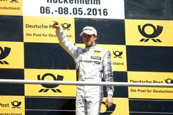 Podium: Winner Paul Di Resta, Mercedes-AMG Team HWA, Mercedes-AMG C63 DTM