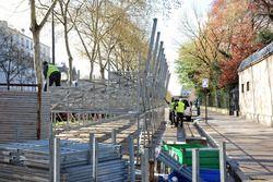 ePrix de Paris, le circuit urbain en préparation