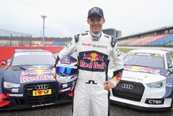 Mattias Ekström, y su Audi RS5 DTM Audi S1 WRX