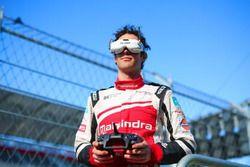 Bruno Senna, Drone vs Formula E