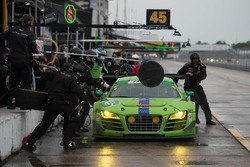 #45 Flying Lizard Motorsports Audi R8 LMS: Нік Йонссон, П'єрр Каффер, Трейсі Крон