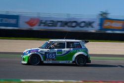 #165 Besaplast Racing Mini Cooper S JCW: Franjo Kovac, Fredrik Lestrup, Henry Littig