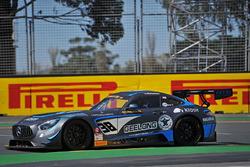 #38 Eggleston Motorsport Mercedes-AMG GT3: Matthew Solomon