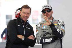 Jimmie Johnson, Hendrick Motorsports Chevrolet and crew chief Chad Knaus
