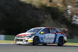 Tom Chilton, Sébastien Loeb Racing Citroën C-Elysée WTCC