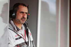 Ben Agathangelou, Haas F1 Team Aerodynamikchef