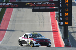 #23 Mazda MX-5 Cup: Eric Powell