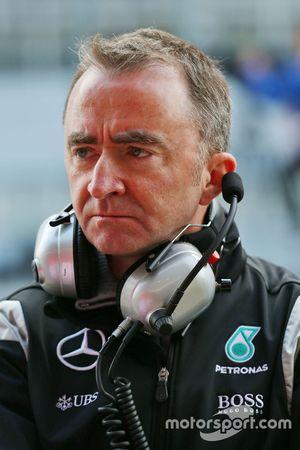 Paddy Lowe, Directeur Exécutif Mercedes AMG F1