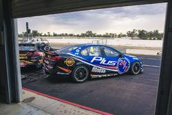 Das Fahrzeug von Aaren Russell, Erebus Motorsport