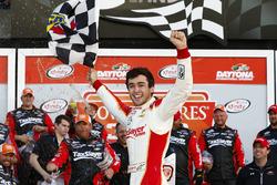 Victory lane: Chase Elliott, JR Motorsports Chevrolet