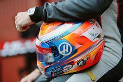 Kask, Romain Grosjean, Haas F1 Team