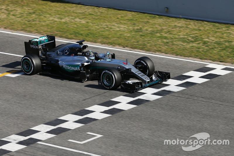 Die meisten Kilometer: Mercedes