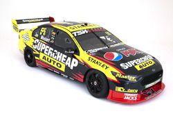Chaz Mostert, Prodrive Racing Australia