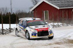 Emil Bergkvist, Joakim Sjoberg, Citroën DS3 R5