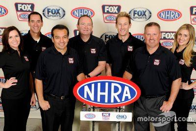 FOX Sports announcing team