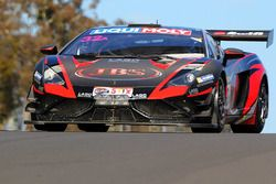 #32 Lago Racing, Lamborghini Gallardo R-EX: Roger Lago, Luke Youlden, Steve Owen