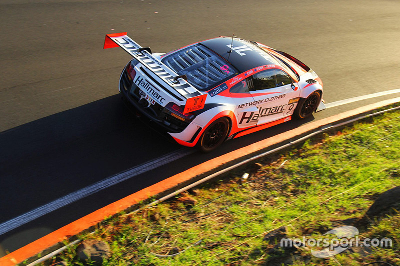 #9 Melbourne Performance Centre Audi R8 LMS Ultra : Marc Cini, Mark Eddy, Christer Joens