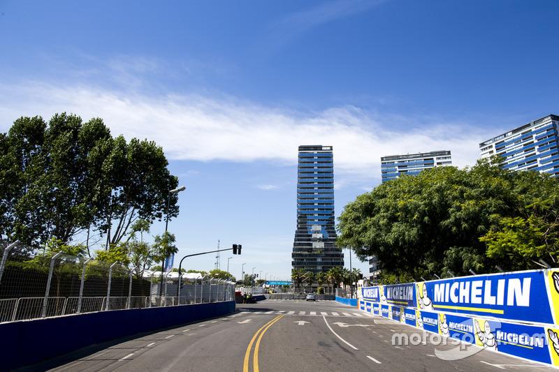 Buenos Aires é uma das cidades sul-americanas que já receberam provas da Fórmula E