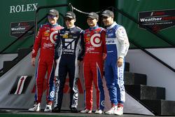 #02 Chip Ganassi Racing Riley DP Ford : Scott Dixon, Tony Kanaan, Jamie McMurray, Kyle Larson