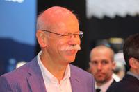 Dieter Zetsche, Mercedes Benz Vorstandsvorsitzender