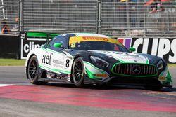 #8 Scott Taylor Motorsport, Mercedes AMG GT3: Max Twigg