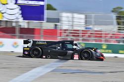 #20 ANSA Motorsports Ligier JS P3: Nico Jamin