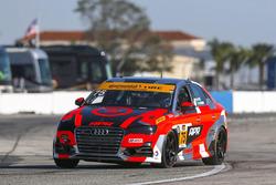 #75 Compass360 Racing Audi S3: Roy Block, Pierre Kleinubing