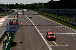 Luca Rangoni, Turbosport & Autoclub by AC Racing Technology prende la bandiera a scacchi