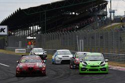 Márk Jedlóczky, Unicorse Team, Alfa Romeo Giulietta TCR, Ferenc Ficza, Zengo Motorsport, KIA cee'd T