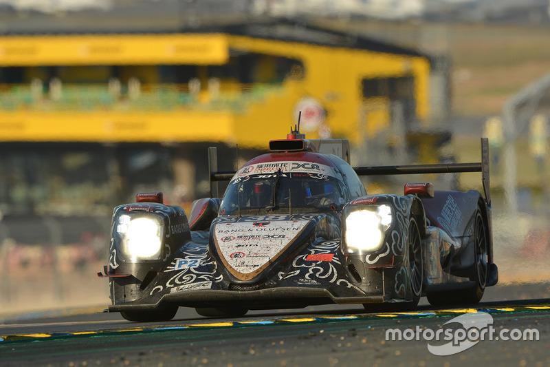 Le Mans 24 Saat'i neredeyse LMP2 takımı kazanıyordu
