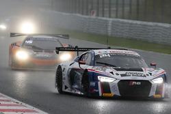 #26 Sainteloc Racing Audi R8 LMS GT3: Romain Monti, Christopher Haase, Simon Gachet