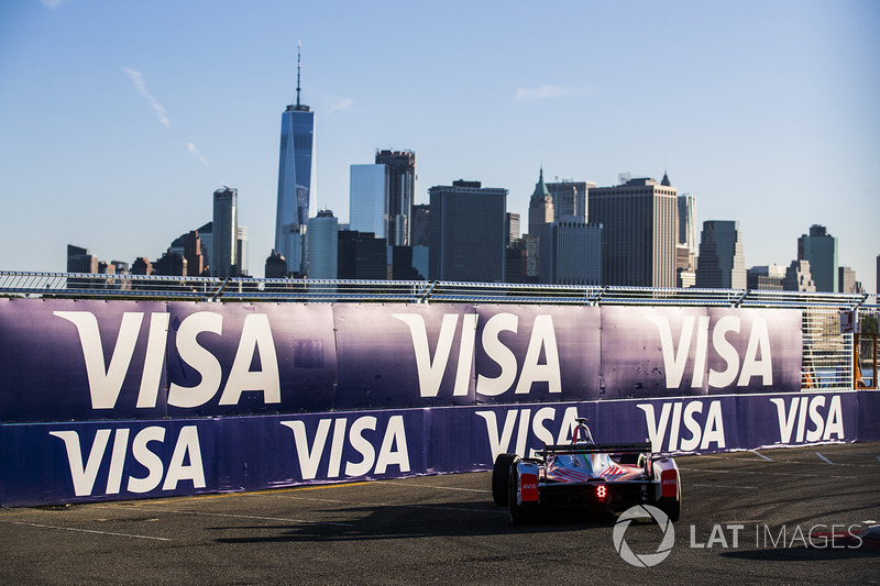 Mahindra Racing / Formula E (New York ePrix)
