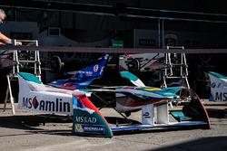 Гаражи Amlin Andretti Formula E Team