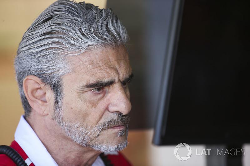 Керівник команди Ferrari Мауріціо Аррівабене